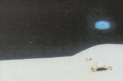 NASA'nın Fotoğraflarındaki UFO'lar