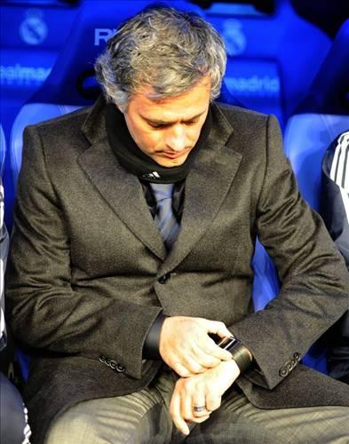 Mourinho geyikleri