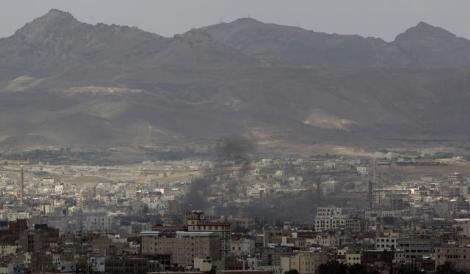 Yemen alev alev !