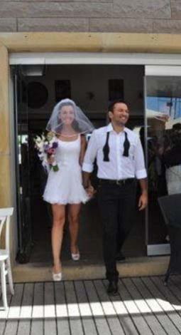Evlenmeye doyamadılar