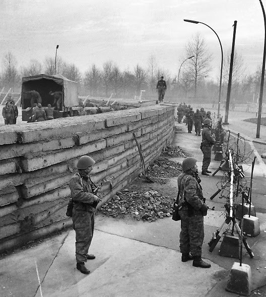 Dünden bugüne Berlin duvarı