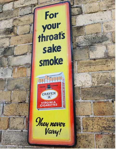 Sigarayı zararsız sanıyorlarmış