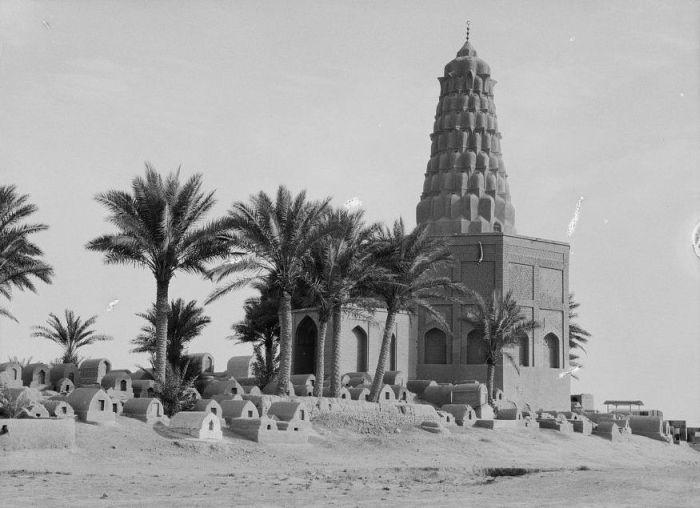 20.yy başlarında Irak