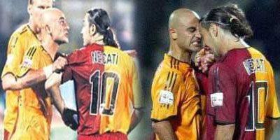 Ünlü futbolcu kavgaları