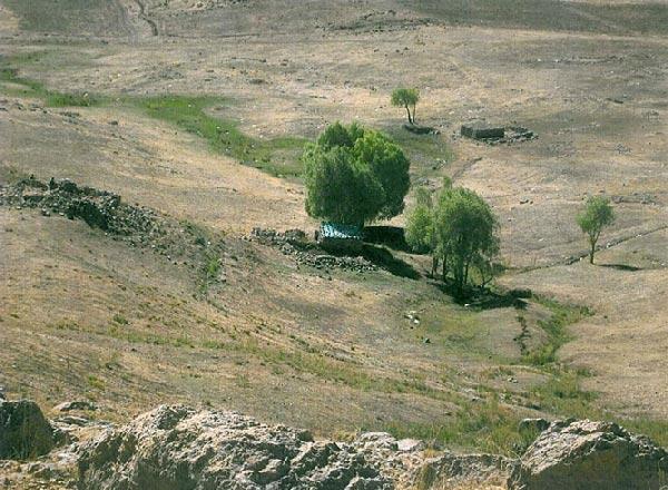 Dağda bir PKK evi
