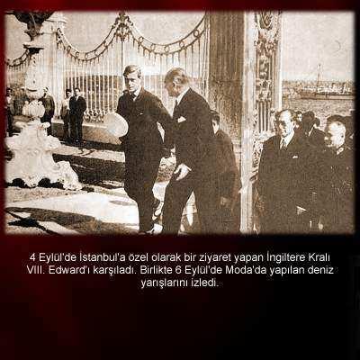 Atatürk'ten Kareler