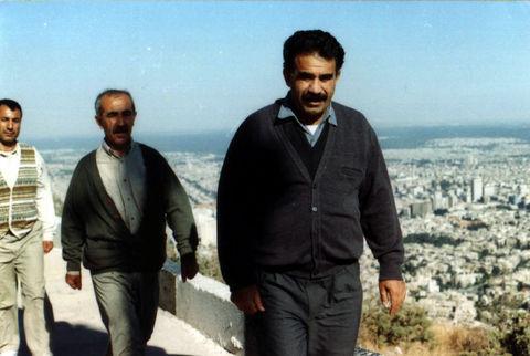 Apo'nun Suriye Günleri