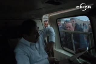Muhsin Yazıcıoğlu ölmeden önceki fotoğraflar