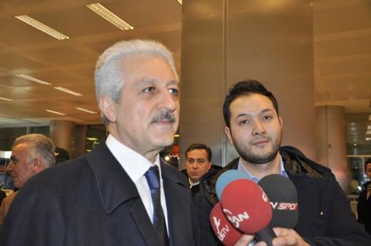 TFF'den Mehmet Ali Aydınlar geçti