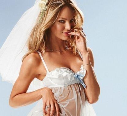 Секси белье невесты фото.