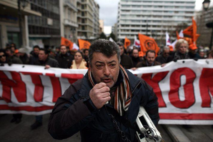 Yunanistan'da ekonomik kriz