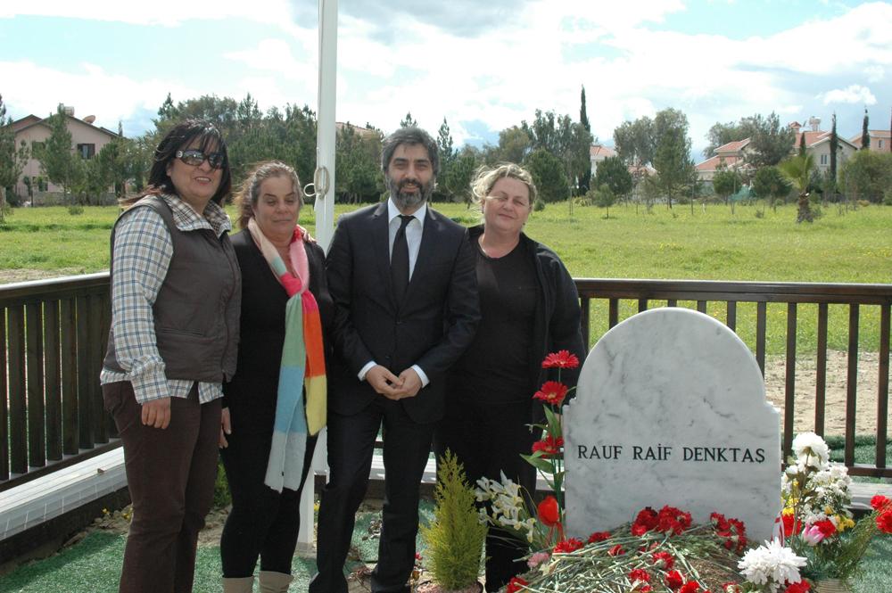 Necati Şaşmaz'a 'KKTC Fahri Kültür Elçisi' ünvanı
