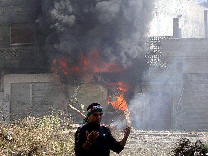 Esed ailesi, Suriye ve Hama Katliamı