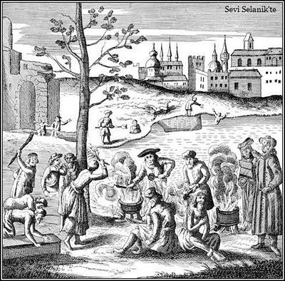 Ermenileri yöneten Yahudiler