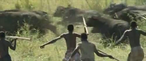 Afrika'da inanılmaz katliam