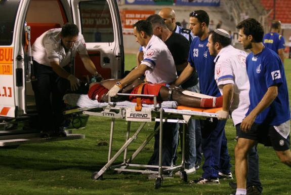 Sahalarda hayatını kaybeden futbolcular