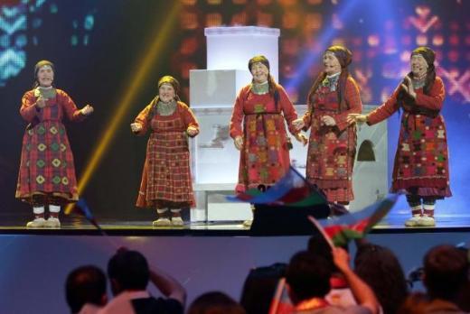 Twitter'da Eurovision 2012 geyikleri