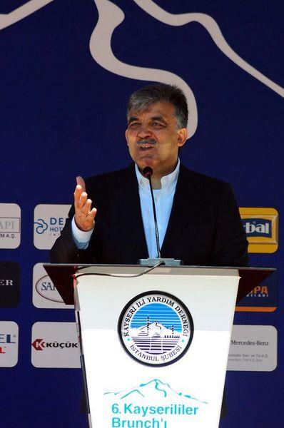Abdullah Gül'ün hiç bilinmeyen fotoğrafı