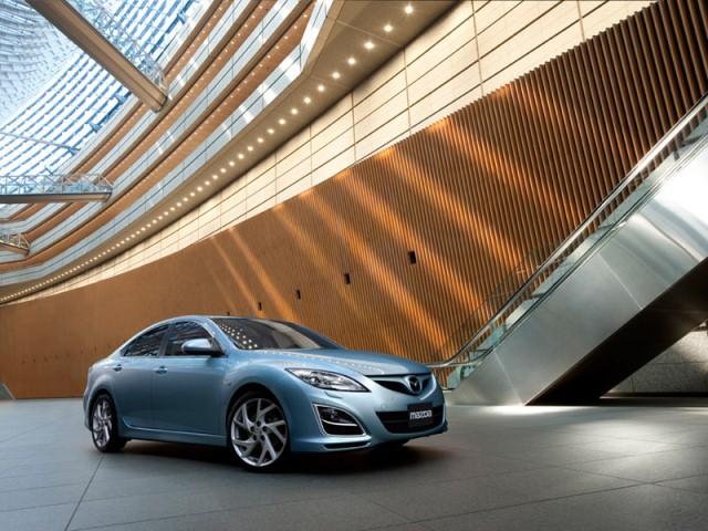 Yeni Mazda 6