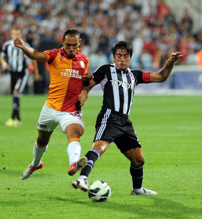 Beşiktaş - Galatasaray derbisi