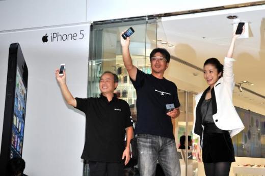 iPhone 5 çılgınlığı başladı