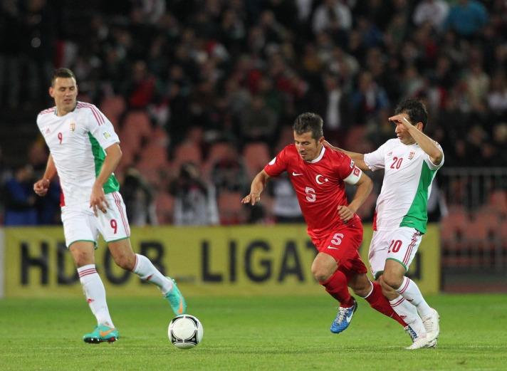 Macaristan - Türkiye