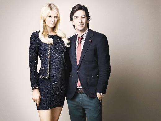Arda Turan ve Paris Hilton