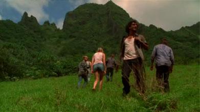 İşte Lost Adası