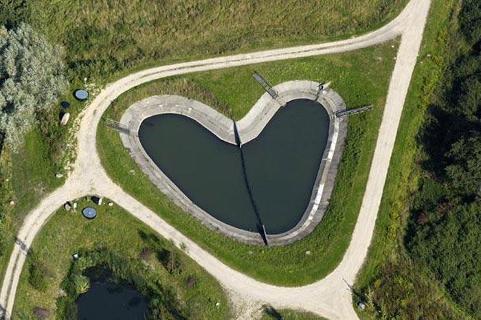 İşte Dünyanın gerçek kalpleri