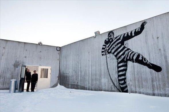 Dünyanın en lüks cezaevi