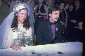 Ünlülerin ilk evlilikleri