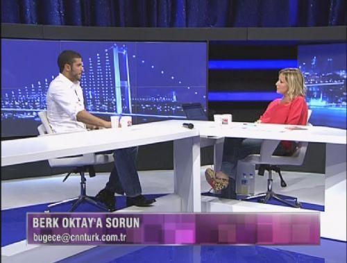 Saba Tümer Berk Oktay