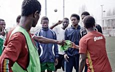 Feriköyde Afrika kupası!