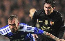 Barcelona Stamford Bridgeden çıkamadı