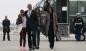 Obamaların zaferin ardından eve dönüşleri