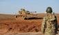 TSK, Suriye sınırında tatbikat yaptı!