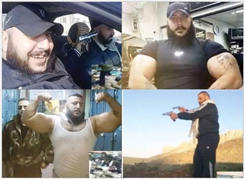 İşte Esed'in azılı katilleri Şebbihalar