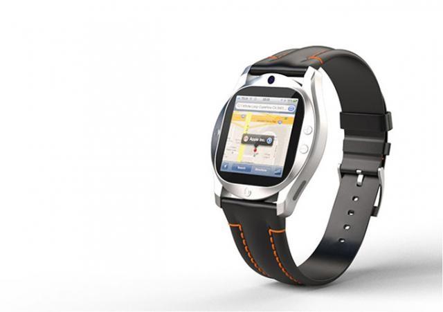 Apple'ın akıllı saati işte böyle olacak