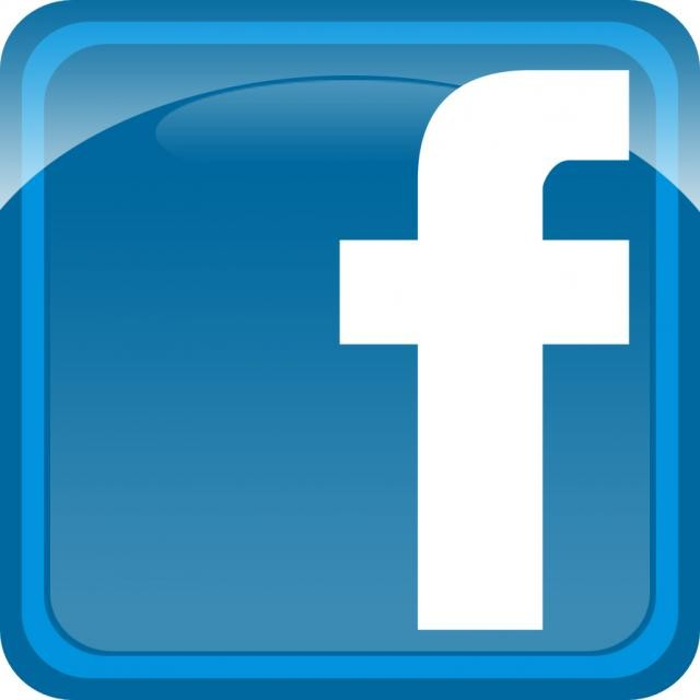 Facebook app center icon
