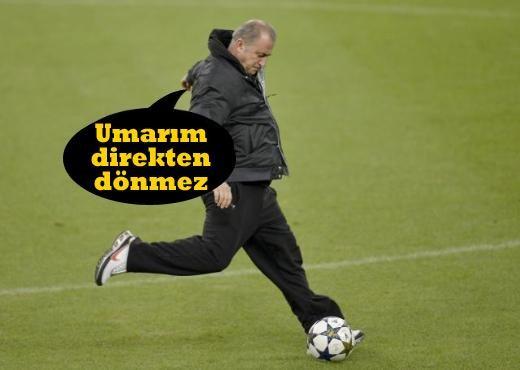 Schalke 04 - Galatasaray maçının fotoromanı