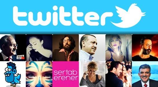 Twitter'da en çok kim takip ediliyor?