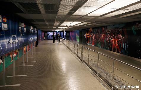 Real Madrid, Arena'yı böyle tanıttı!
