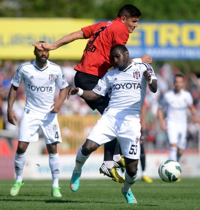 Eskişehirspor - Beşiktaş
