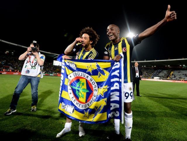 Trabzonspor-Fenerbahçe Türkiye Kupası Finali