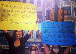 Gezi Parkı eylemleri mizahı körükledi