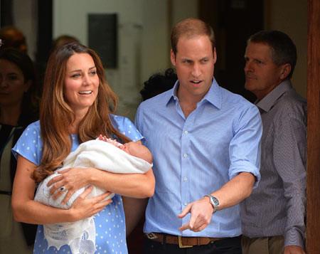 Hiçbiri Kral Bebek kadar manşeti hak etmedi!