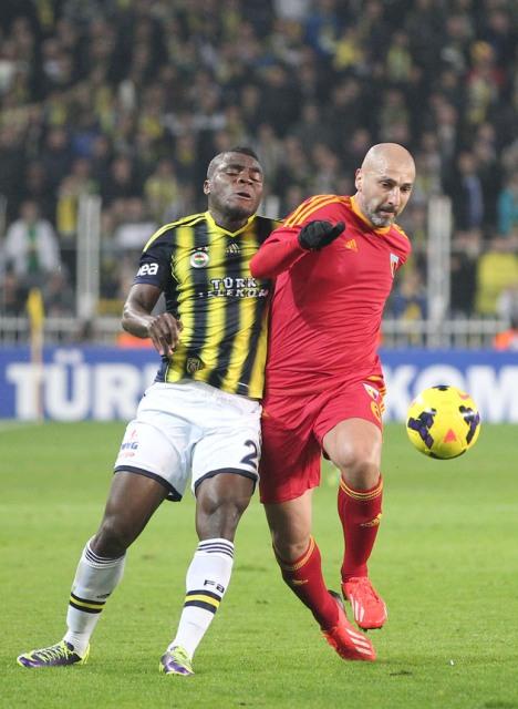 Fenerbahçe sarı-kırmızıyı görünce dayanamıyor