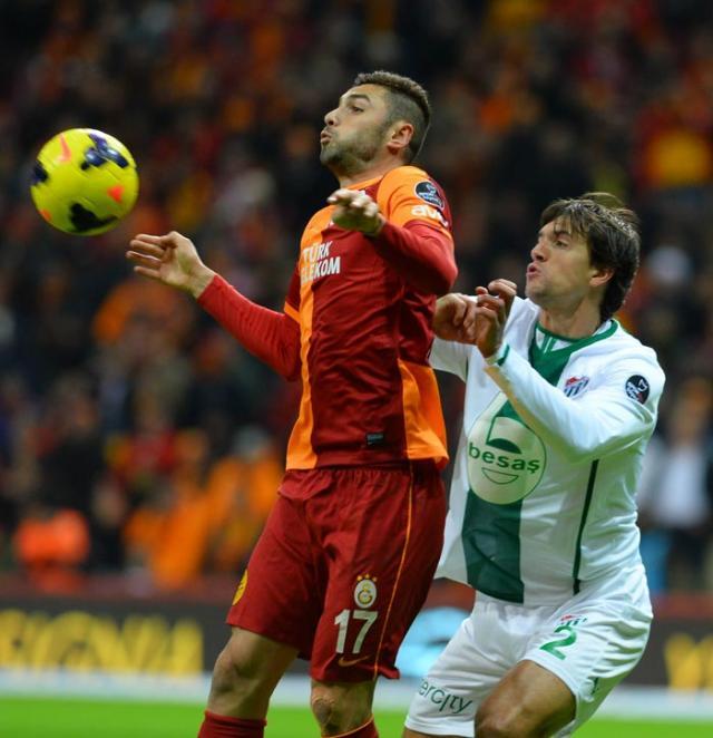 Galatasaray - Bursaspor maçı