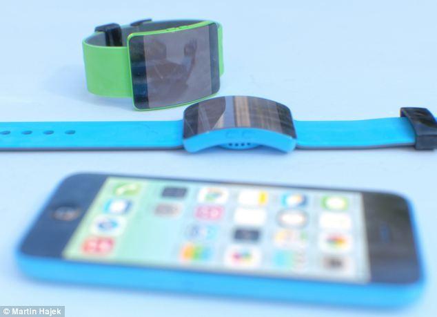 Apple'dan akıllı saat