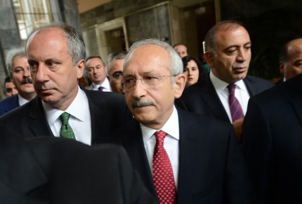 CHP Genel Başkanı Kılıçdaroğlu'na yumruklu saldırı
